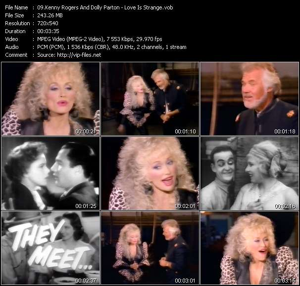 Kenny Rogers And Dolly Parton - Love Is Strange