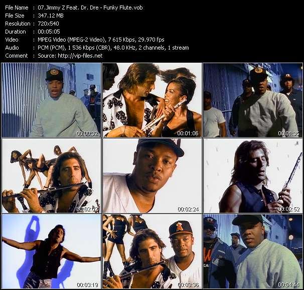Jimmy Z Feat. Dr. Dre - Funky Flute