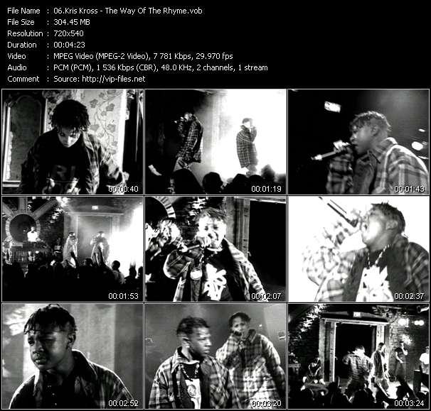 Kris Kross - The Way Of The Rhyme