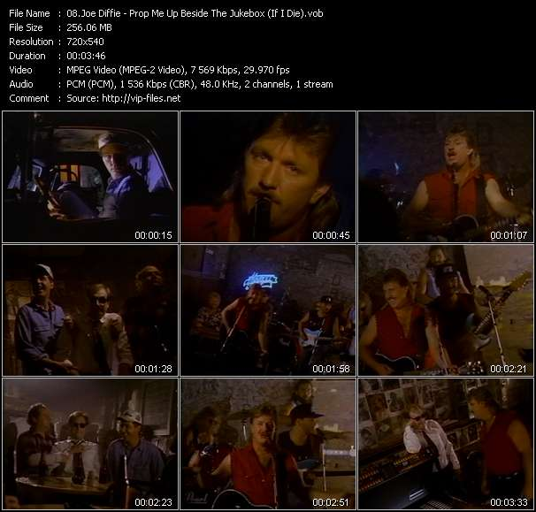 Joe Diffie - Prop Me Up Beside The Jukebox (If I Die)