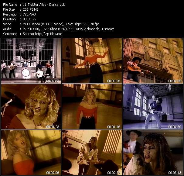 Twister Alley - Dance