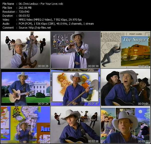Chris Ledoux - For Your Love