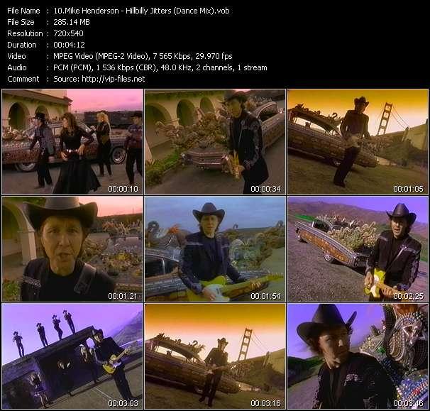 Mike Henderson - Hillbilly Jitters (Dance Mix)