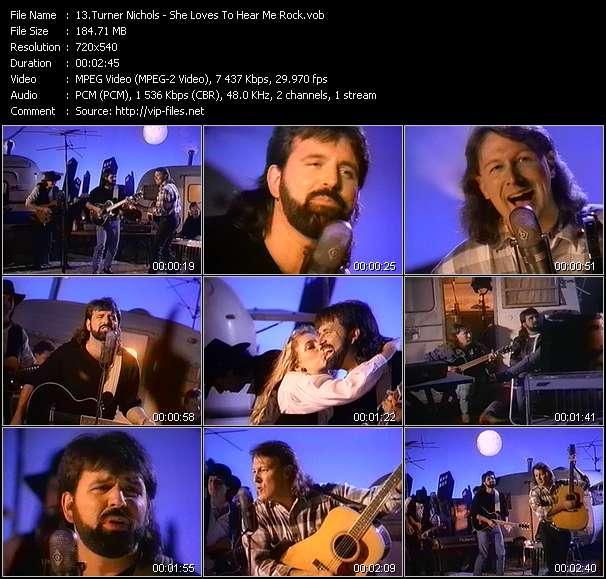 Turner Nichols - She Loves To Hear Me Rock