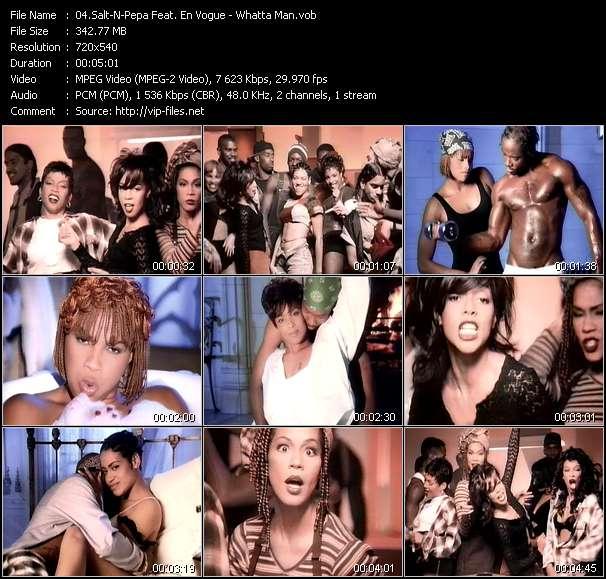 Salt-N-Pepa Feat. En Vogue - Whatta Man