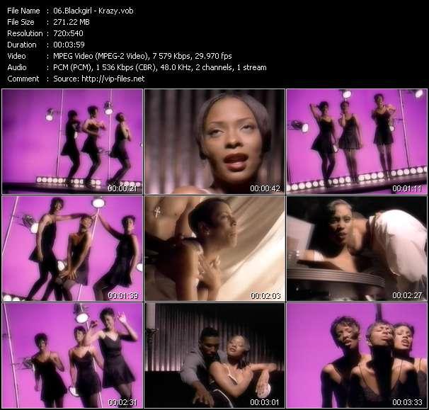 Blackgirl - Krazy