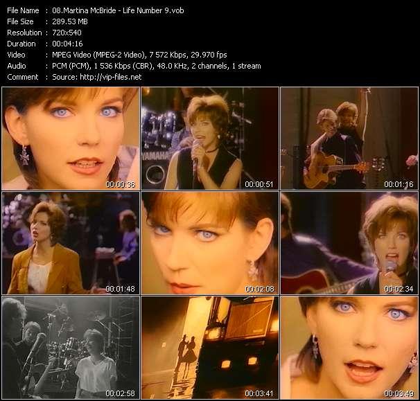 Martina McBride - Life Number 9