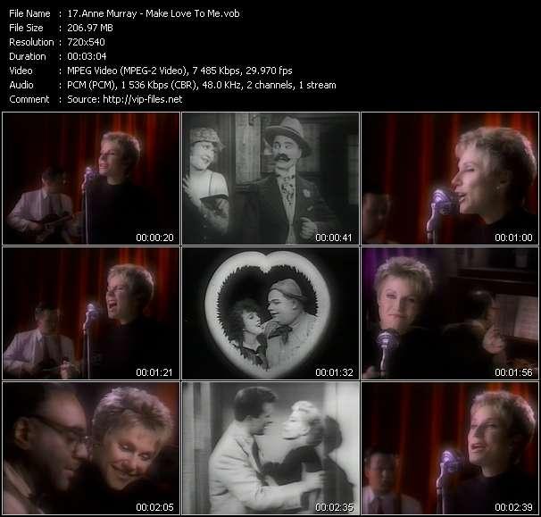 Anne Murray - Make Love To Me