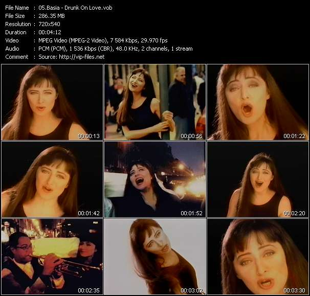 Basia - Drunk On Love