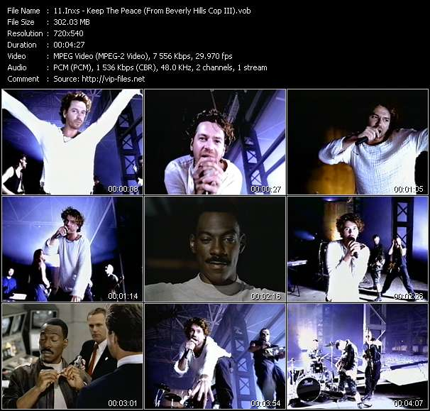 "Inxs - Keep The Peace (From ""Beverly Hills Cop III"")"
