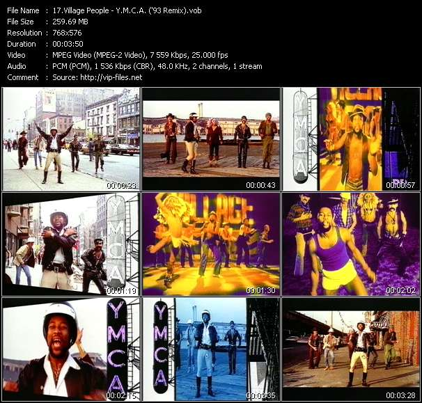 V. P. - Y.M.C.A. ('93 Remix)
