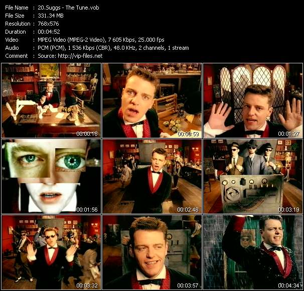 Suggs - The Tune