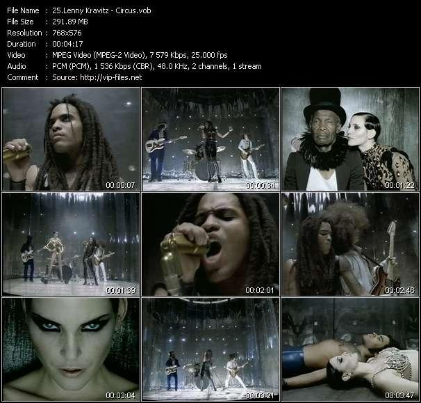 Lenny Kravitz - Circus