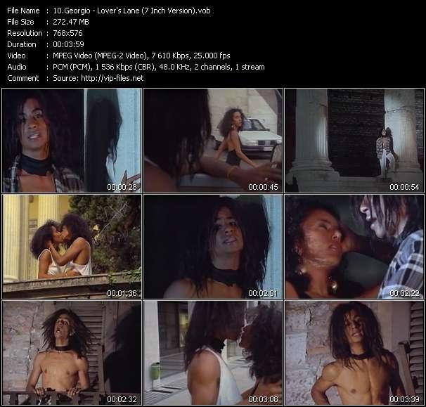 Georgio - Lover's Lane (7 Inch Version)