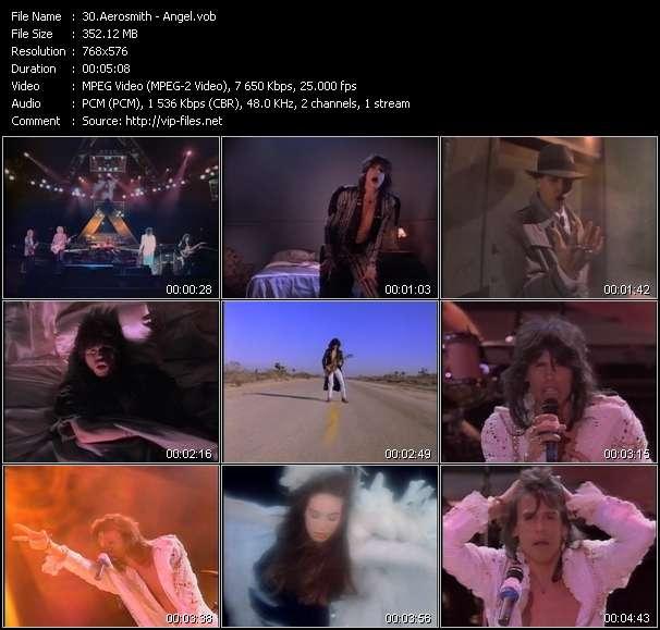 Aerosmith - Angel