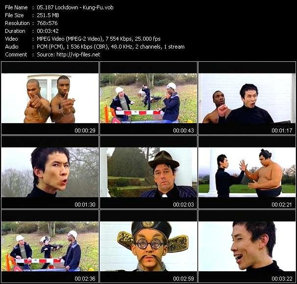 187 Lockdown - Kung-Fu