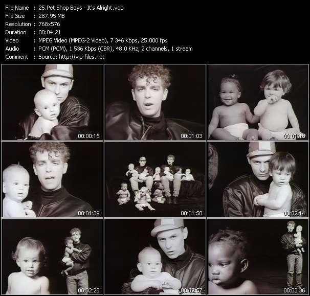 Pet Shop Boys - It's Alright