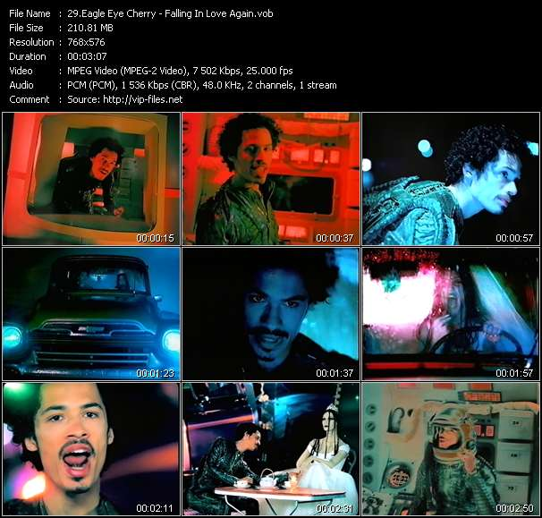 Eagle Eye Cherry - Falling In Love Again