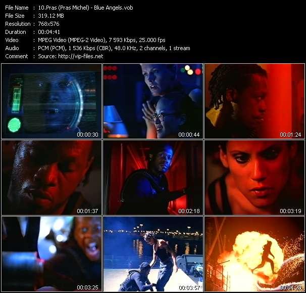 Pras (Pras Michel) - Blue Angels