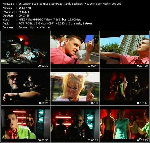 London Bus Stop (Bus Stop) Feat. Randy Bachman - You Ain't Seen Nothin' Yet