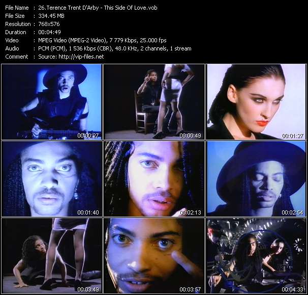 Terence Trent D'Arby - This Side Of Love