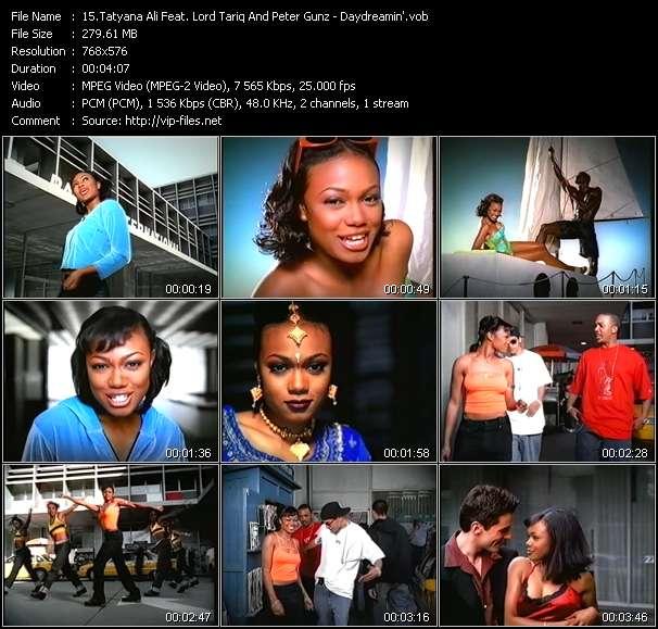Tatyana Ali Feat. Lord Tariq And Peter Gunz - Daydreamin'