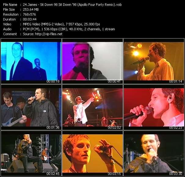 James - Sit Down 98 Sit Down '98 (Apollo Four Forty Remix)