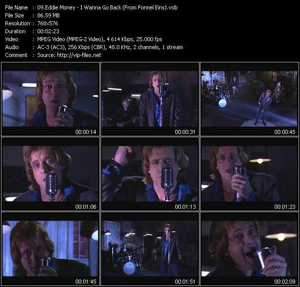 Eddie Money - I Wanna Go Back (From Formel Eins)