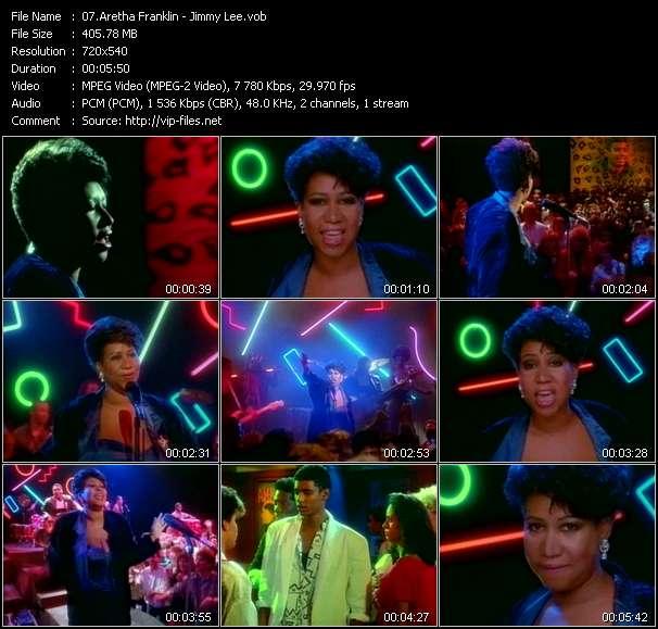 Aretha Franklin Jimmy Lee