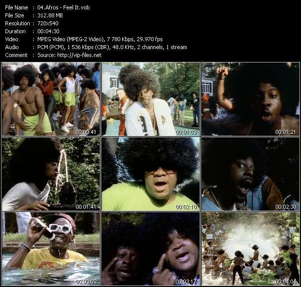Afros - Feel It