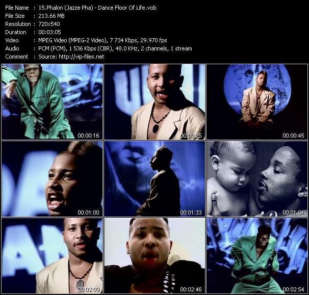 Phalon (Jazze Pha) - Dance Floor Of Life