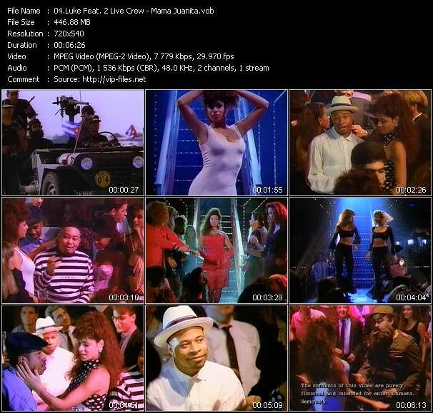 Luke Feat. 2 Live Crew - Mama Juanita