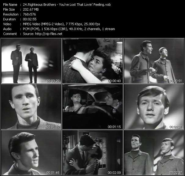 Righteous Brothers - You've Lost That Lovin' Feeling