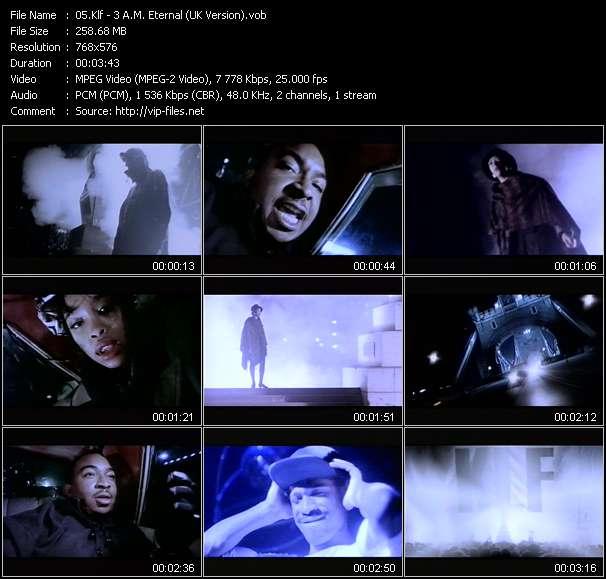 Klf - 3 A.M. Eternal (UK Version)