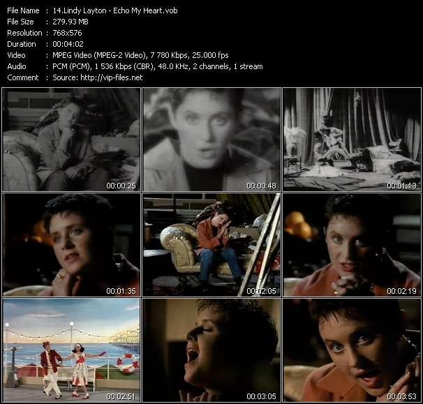 Lindy Layton - Echo My Heart