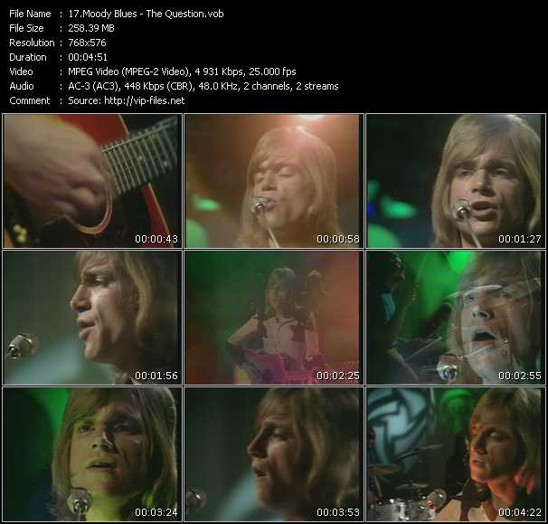 Moody Blues - The Question