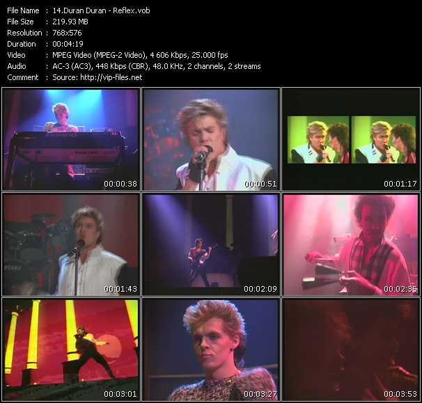 Duran Duran - Reflex