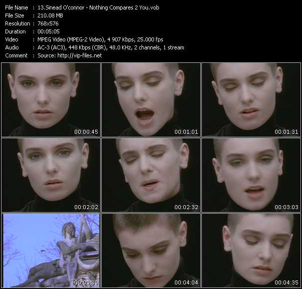 Sinead O'Connor - Nothing Compares 2 You