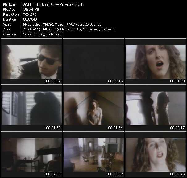 Maria Mc Kee - Show Me Heaven
