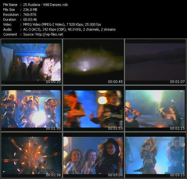 Ruslana - Wild Danses