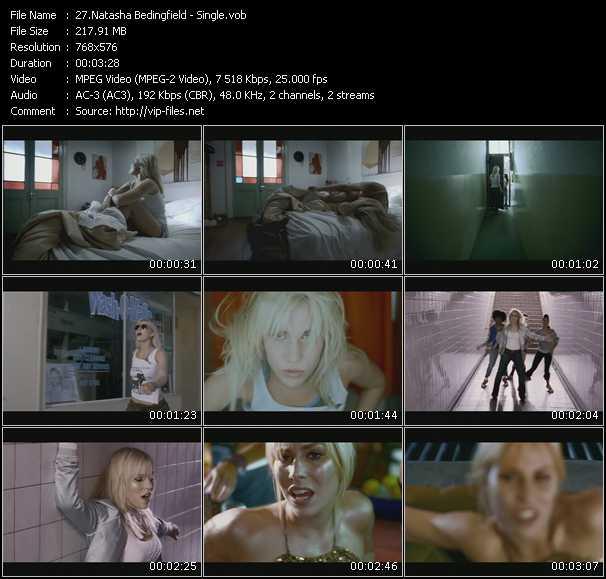 Natasha Bedingfield - Single
