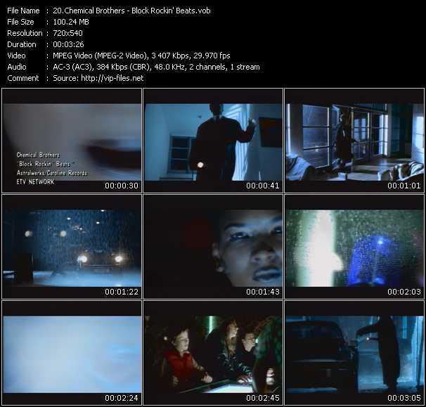 Chemical Brothers - Block Rockin' Beats