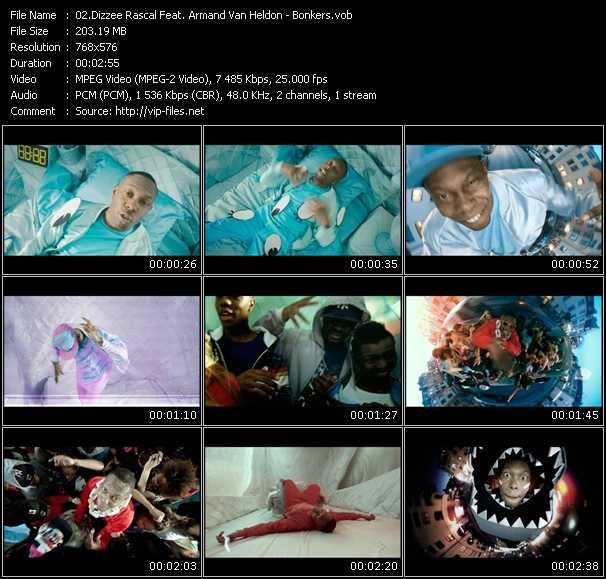 Dizzee Rascal Feat. Armand Van Helden - Bonkers