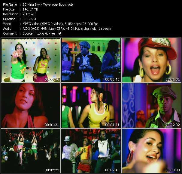 Nina Sky - Move Your Body