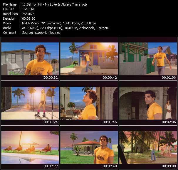 Saffron Hill Feat. Ben Onono - My Love Is Always