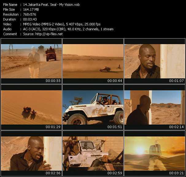 Jakatta Feat. Seal - My Vision