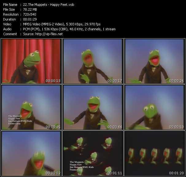 Muppets - Happy Feet