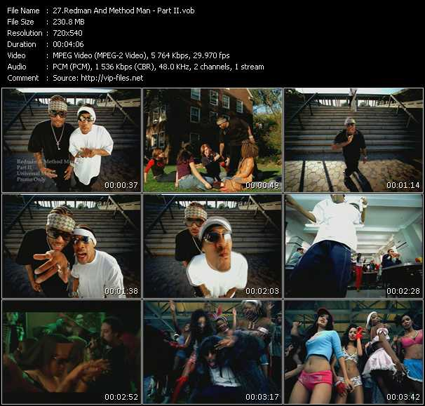 Redman And Method Man - Part II
