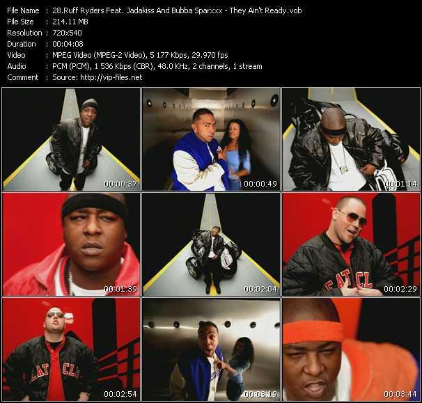 Ruff Ryders Feat. Jadakiss And Bubba Sparxxx - They Ain't Ready
