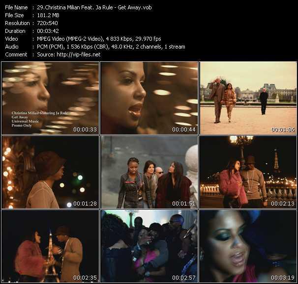 Christina Milian Feat. Ja Rule - Get Away